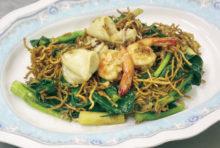 タイ人人気の高い老舗中華麺