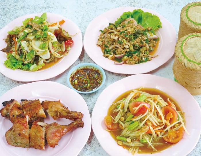 アソークの穴場! イサーン料理店 - ワイズデジタル【タイで生活する人のための情報サイト】