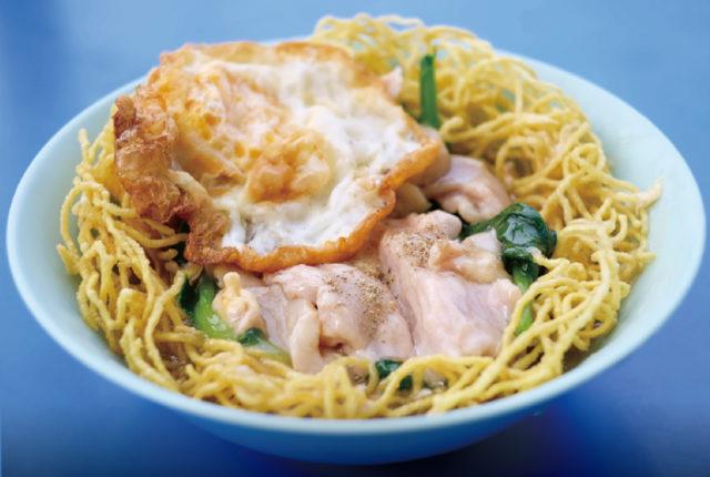 一度食べればやみつき! のあんかけ麺 - ワイズデジタル【タイで生活する人のための情報サイト】