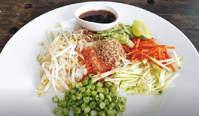 野菜混ぜご飯 ・・・55B