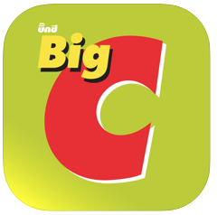 タイ最大手のスーパーチェーンBIG Cのポイントカード BIG CARD