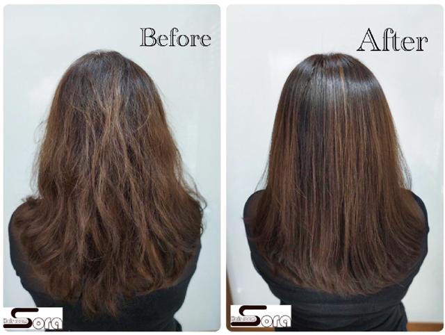 ヘアスタイル モイスチャー・トリートメント - Hair Style Moisture Treatment - 1,400B〜