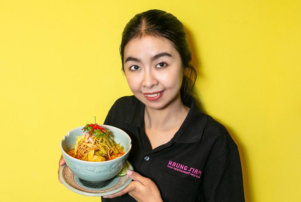 【KRUNG SIAM】カオソイ - ワイズデジタル【タイで生活する人のための情報サイト】