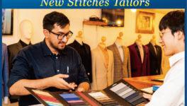 仕立て歴10~30年のスーツテイラーが多く在籍するバンコクの紳士服店。仕立てが丁寧なことからリピート率が高く、多くの日本人から絶大な信頼を集めている。