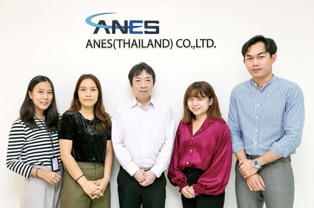 ANES (THAILAND) LTD. - ワイズデジタル【タイで生活する人のための情報サイト】