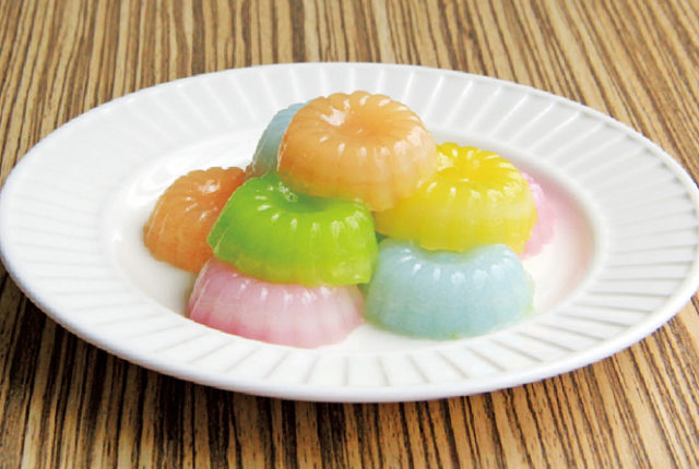 老若男女に好かれる色鮮やかなお菓子 - ワイズデジタル【タイで生活する人のための情報サイト】