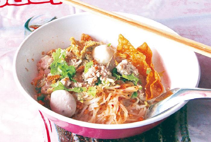 スープなし細麺 ・・・40B