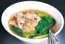 柔らか豚肉に感激コスパ◎のあんかけ麺