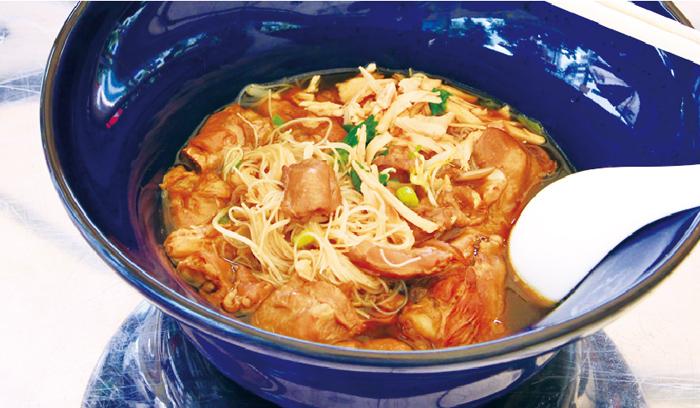 やみつきになる鶏肉たっぷりヌードル - ワイズデジタル【タイで生活する人のための情報サイト】