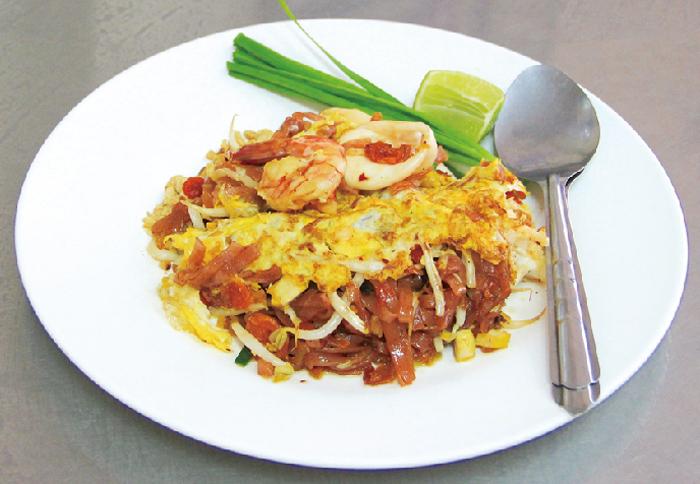 麺のモチモチ感が抜群栄養満点のパッタイ - ワイズデジタル【タイで生活する人のための情報サイト】