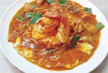 コスパの高い創作タイ料理店