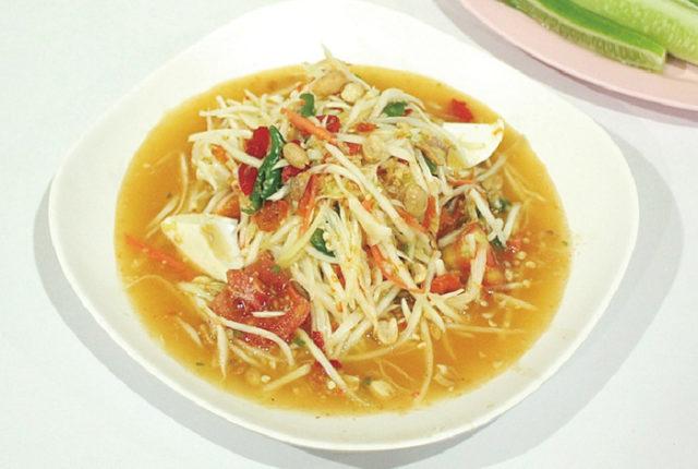 本場のイサーン料理辛さのレベルも本格派 - ワイズデジタル【タイで生活する人のための情報サイト】