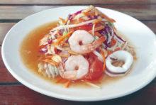 味と食材に自信ありのタイ・イサーン料理店
