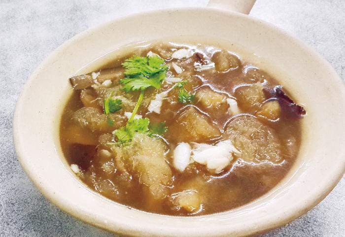 魚の浮袋スープ ・・・70B