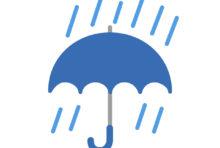 勢力の大きな熱帯低気圧が接近 今週末のバンコクも荒天に