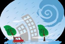 台風デプレッションが接近 7〜9日にかけバンコクも荒天