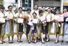 タイの大学卒業式ハレの日の風物詩って?