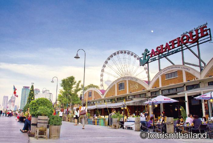 今年6月より臨時休業中の「アジアティーク・ザ・リバーフロント」が遂に営業を再開。これに伴い、新たに3つの施設が誕生しました。