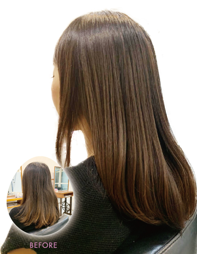 ヘアスタイル Sオリジナル髪質改善トリートメント - Hair Style Improve Hair Treatment - 2000B〜