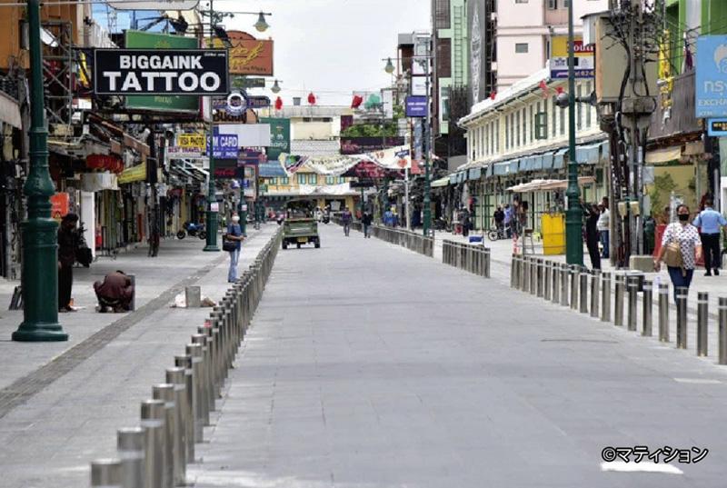 旅人の聖地 再起へ動き出す - ワイズデジタル【タイで生活する人のための情報サイト】