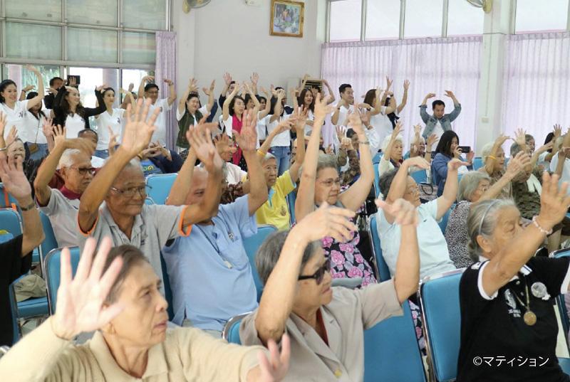 タイを飲み込む高齢化の波 - ワイズデジタル【タイで生活する人のための情報サイト】