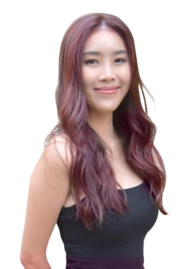 ヘアスタイル チェリーブラウン - Hair Style Cherry Brown - 2,200B〜