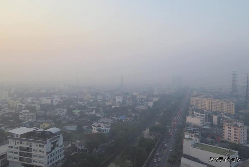 今年はどうなるPM2.5の来襲 - ワイズデジタル【タイで生活する人のための情報サイト】