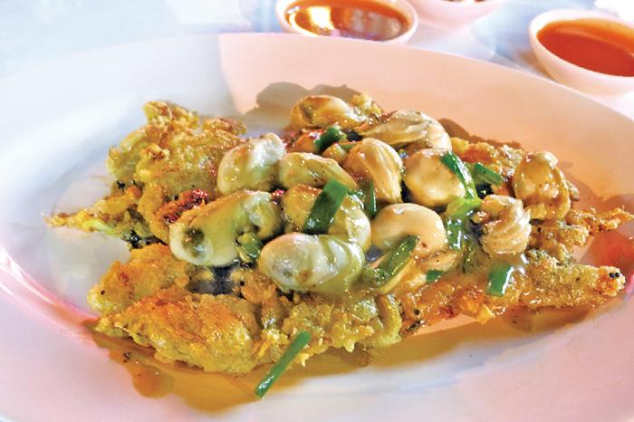 プリプリ食感に感激大粒牡蠣の卵とじ! - ワイズデジタル【タイで生活する人のための情報サイト】