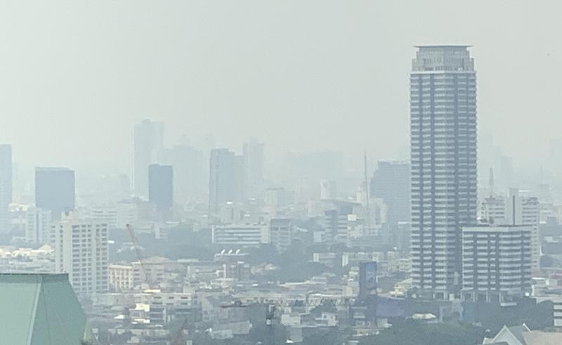 乾季に入り 早くもPM2.5の飛散が始まる - ワイズデジタル【タイで生活する人のための情報サイト】