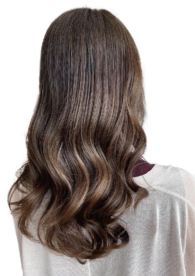 ヘアスタイル グラデーションカラー - Hair Style Gradient Color - 2,200B〜