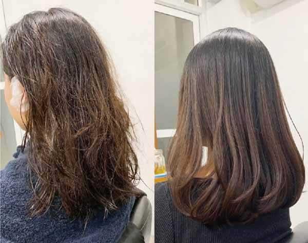 ヘアスタイル 髪質改善トリートメント - Hair Style Improvement Treatment - 2,000B〜
