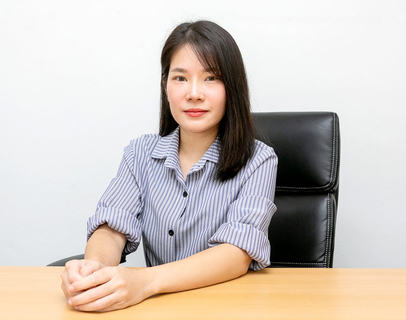 Natthanicha Kittipalarakセールスエクゼクティブ - AMANO THAI INTERNATIONAL CO., LTD.