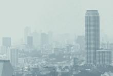 バンコクと近郊エリア6カ所で PM2.5の基準値を超える
