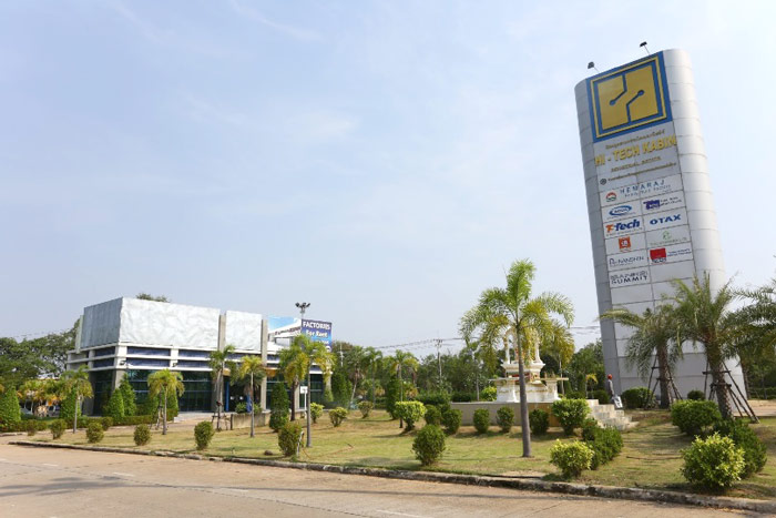 HI-TECH KABIN INDUSTRIAL ESTATE