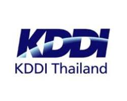 KDDI(THAILAND)LTD. LOGO