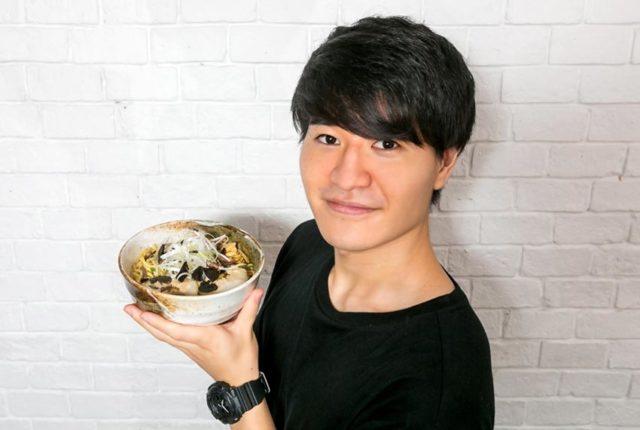 【つけ麺 城】貝出汁トリュフラーメン - ワイズデジタル【タイで生活する人のための情報サイト】
