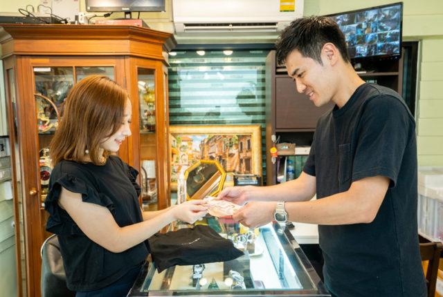 """ブランド品高価買取!!  """"Tokyo joe"""" - ワイズデジタル【タイで生活する人のための情報サイト】"""