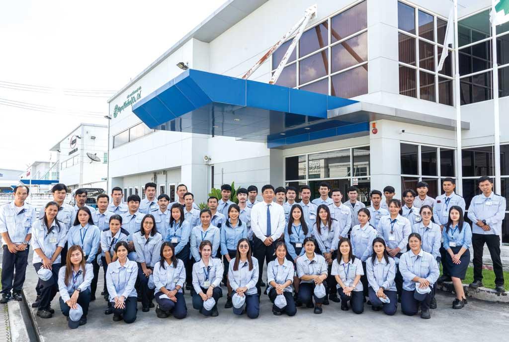 PAPAS (THAILAND) CO., LTD. - ワイズデジタル【タイで生活する人のための情報サイト】