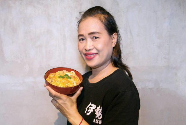 【伊勢】親子丼 - ワイズデジタル【タイで生活する人のための情報サイト】