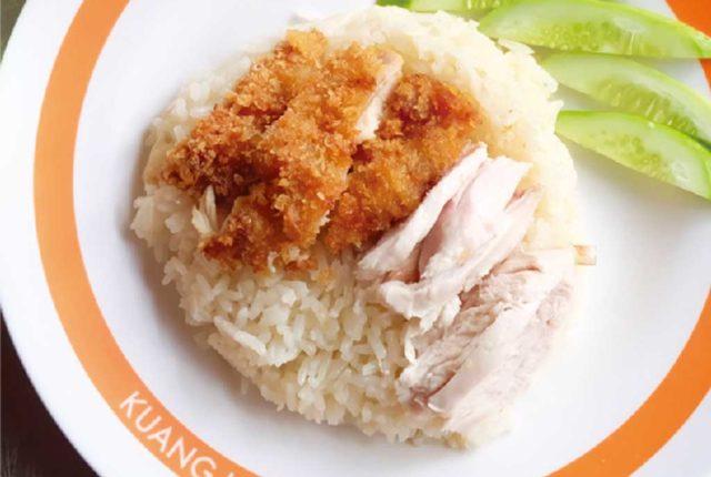 茹でてよし、揚げてよし!Wのカオマンガイが美味 - ワイズデジタル【タイで生活する人のための情報サイト】
