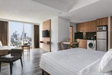 ADELPHI GRANDE SUKHUMVIT BANGKOK HOTEL & SERVICE APARTMENT - ワイズデジタル【タイで生活する人のための情報サイト】