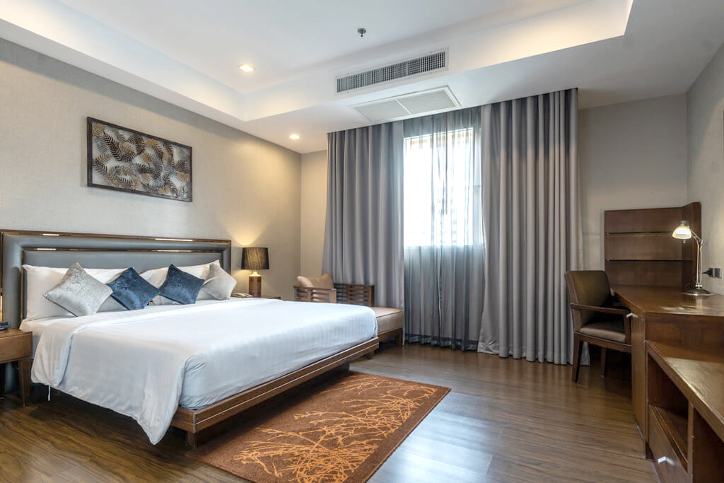 GRAND MERCURE - BANGKOK ASOKE RESIDENCE – Bangkok Housing Guide 2020 – WiSEデジタル