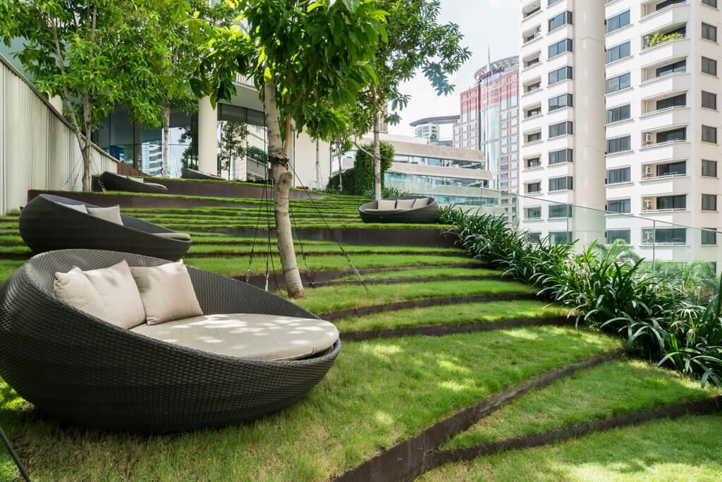 MAGNOLIAS - RATCHADAMRI BOULEVARD – Bangkok Housing Guide 2020 – WiSEデジタル
