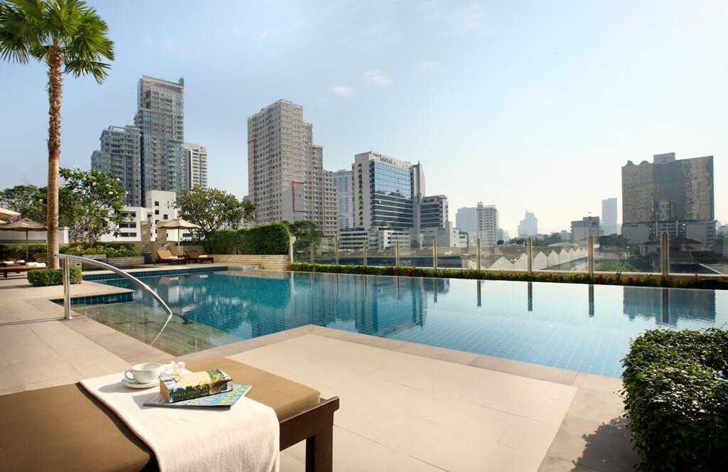 MARRIOTT - EXECUTIVE APARTMENTS SUKHUMVIT PARK BANGKOK – Bangkok Housing Guide 2020 – WiSEデジタル
