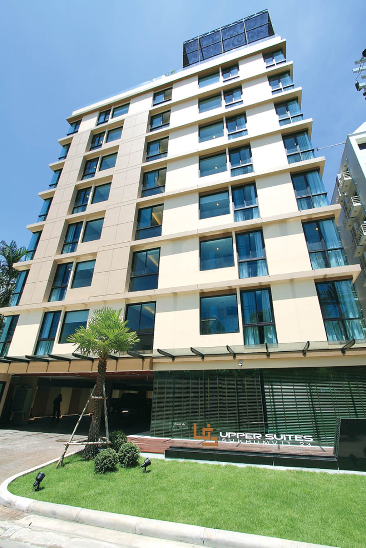 UPPER SUITES SUKHUMVIT 23 – Bangkok Housing Guide 2020 – WiSEデジタル