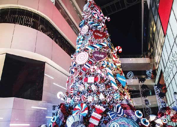 SNS映え間違いなしのクリスマスツリー3選って? - ワイズデジタル【タイで生活する人のための情報サイト】