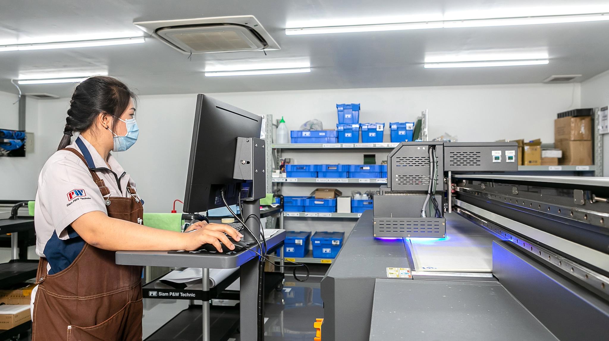 Siam P&W Technic - ワイズデジタル【タイで働く人のための情報サイト】