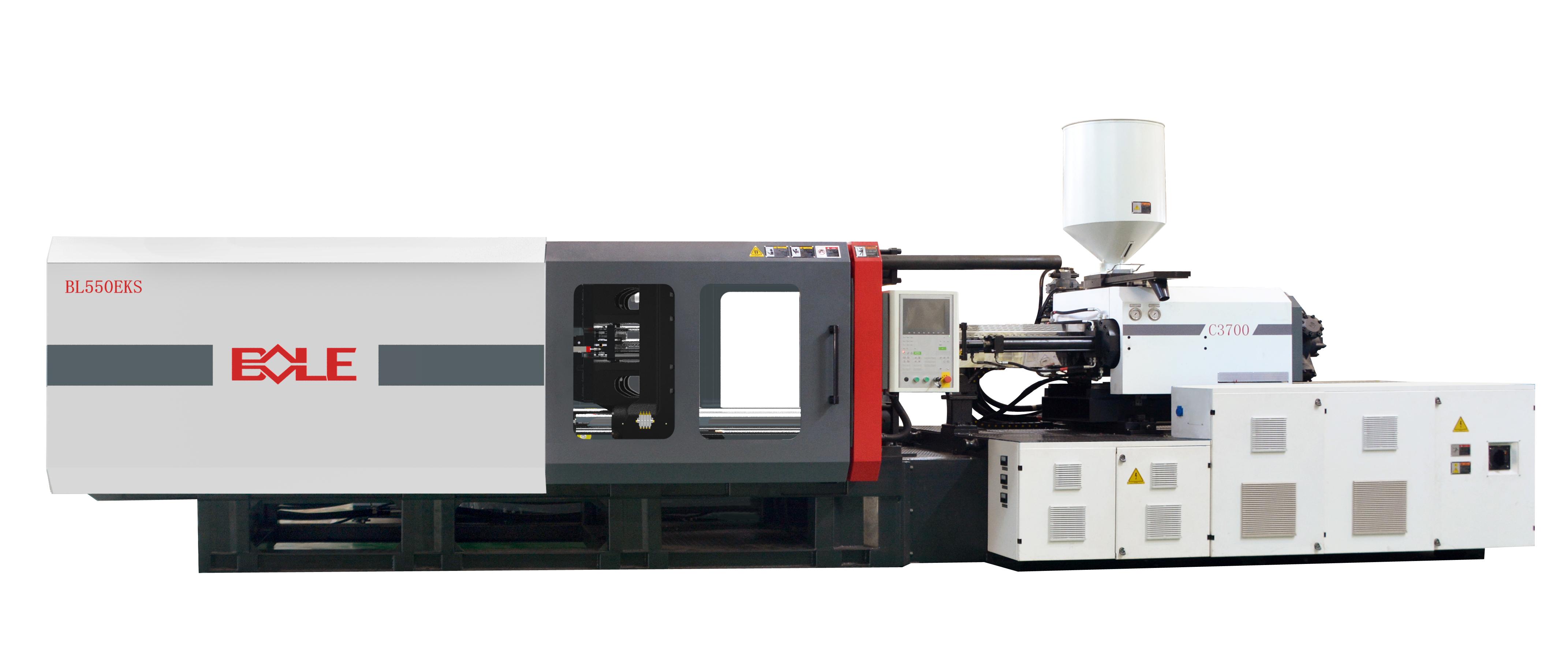 เครื่องฉีดพลาสติกระบบไฮดรอลิกเซอร์โวมอเตอร์ รุ่น EKS (70-4,000 ตัน)
