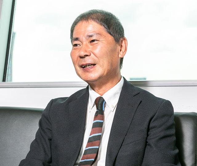 """คุณมัตสึโมโตะกล่าวว่า """"สินค้าในไลน์ของ Somay Q ได้รับผลตอบรับที่ดีมากจากบริษัทผู้ผลิตรายใหญ่"""""""