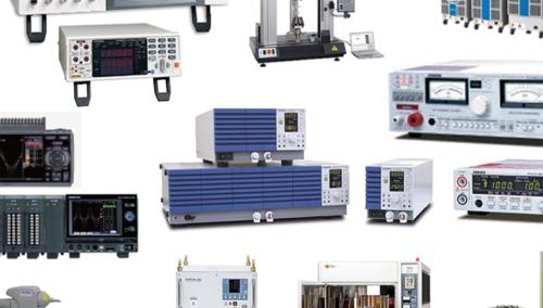 """5000社から最適な機器提案 """"未来を計る""""計測器・試験機"""